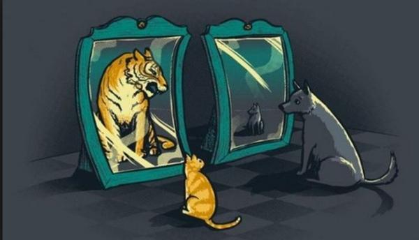 Сладкое бремя самооценки Психология, Самооценка, Длиннопост, Самокритика