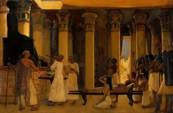 Древнеегипетская медицина История медицины, Древний египет, Длиннопост
