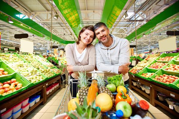 Гениальная женская логика Покупка, много, женская логика, гипермаркет, ключи, хранение, продукты