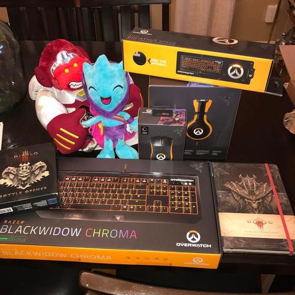 Blizzard подарила фанату билеты на BlizzCon в благодарность за возвращение исходного кода StarCraft Blizzard, Исходный код, Khemist49, StarCraft, Игры, Длиннопост