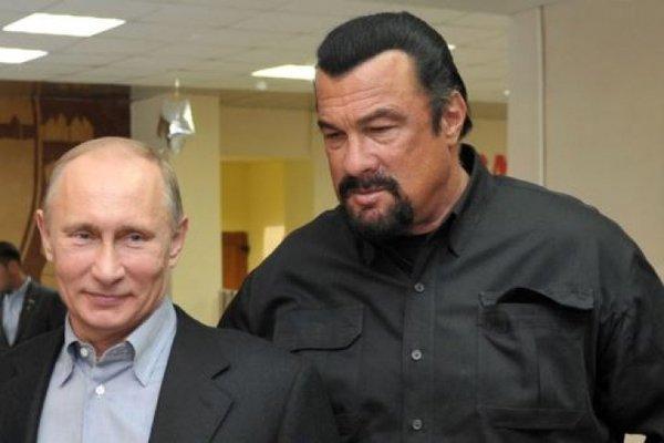 Очередная новость с Украины))) Украина, Политика, Россия, Стивен Сигал