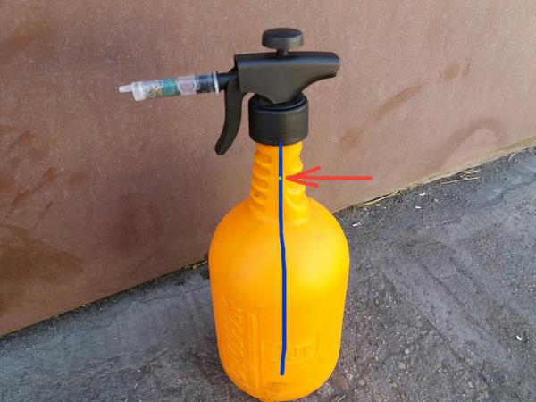Самодельное устройство для чистки салона Химчистка автомобиля, Своими руками, Длиннопост