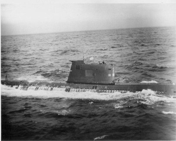 ЧП c «М-351» Подводная лодка, СССР, ЧП, 1957, Длиннопост