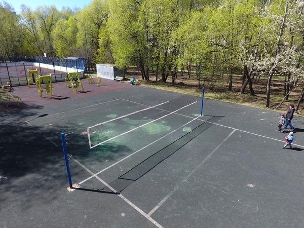 Как я запилил волейбольную сетку для всех руки от куда надо, волейбол, двор, длиннопост