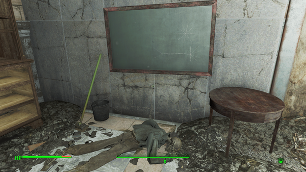 Умница Уилл Хантинг не пережил ядерный апокалипсис Fallout, Отсылка, Умница Уилл Хантинг