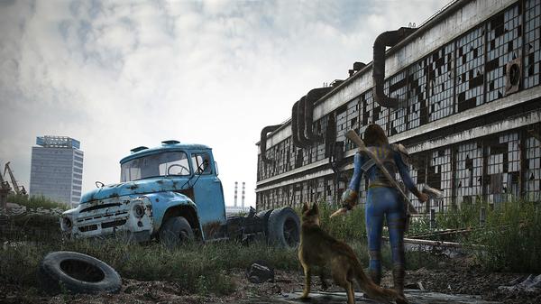 Fallout в России ч.2 fallout, россия, заброшенное, постапокалипсис, длиннопост