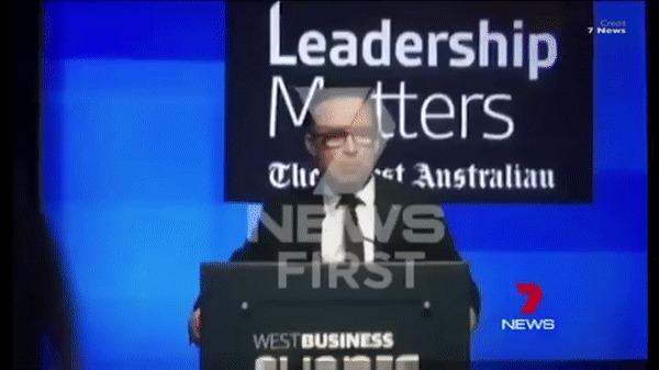 Чисто сработано Гифка, Прямой эфир, Австралия