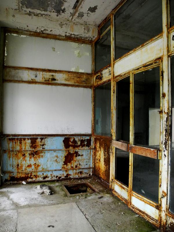 """ОКБ завода """"Агат"""": первое знакомство с призраком ушедшей эпохи урбанфакт, Кстово, заброшенное, завод, урбантуризм, урбантрип, длиннопост"""