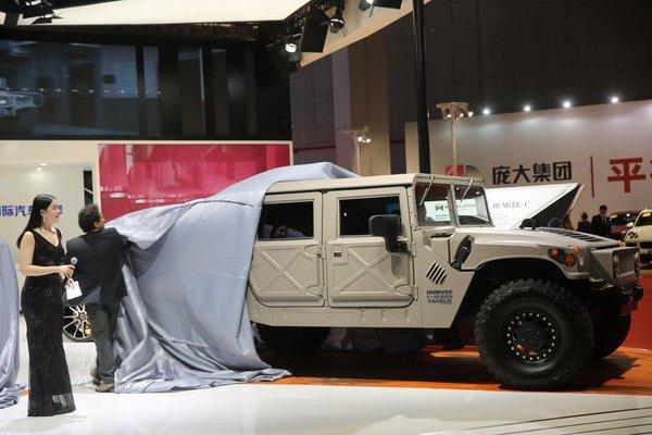 Hummer вернется на рынок в 2018 году Авто, Dromru, Хаммер, Humvee, Длиннопост