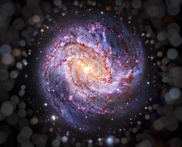 Галактики и туманности 2 галактика, туманность, космос, длиннопост