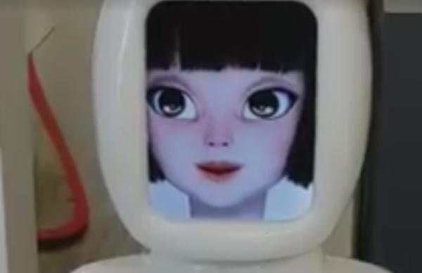 Робот-официант Роботы наступают, Официант
