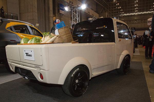 Японцам настолько понравился наш УАЗ, что они решили сделать свой Honda, T880, УАЗ, фейк, япония, японские автомобили, не мое, видео