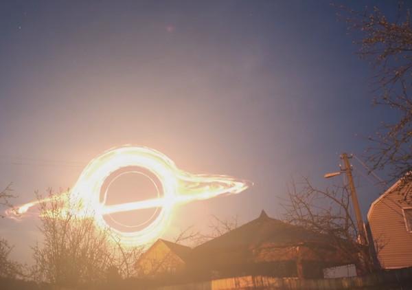 Если бы черная дыра находилась рядом с Солнечной системой? космос, Видео, гипотеза, гипотетически, Черная дыра, роскосмос, Телестудия Роскосмоса