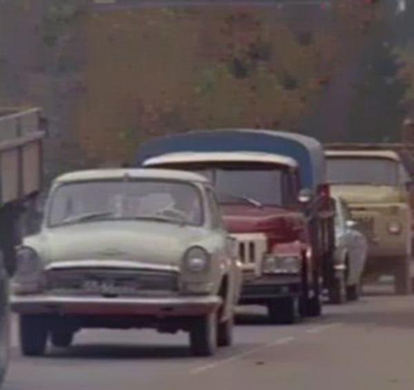 "ЗИЛ ""Чебурашка"" ЗиЛ, грузовик, длиннопост"