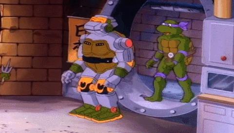 Черепаху-биоробота отправили в автономное плавание Наука, Новости, Биоробот, Робот, Технологии, Гифка