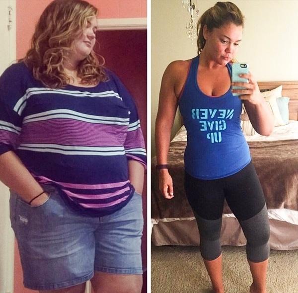 9 человек, которые забыли про отговорки и круто изменили себя жир, толстый, люди, до и после, Похудение, результат, Интересное, adme, длиннопост
