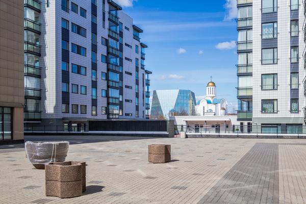 Стеклянный Петербург фотография, Санкт-Петербург, архитектура, небоскреб, длиннопост