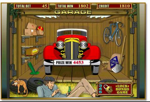 Игровой автомат гараж играть на деньги