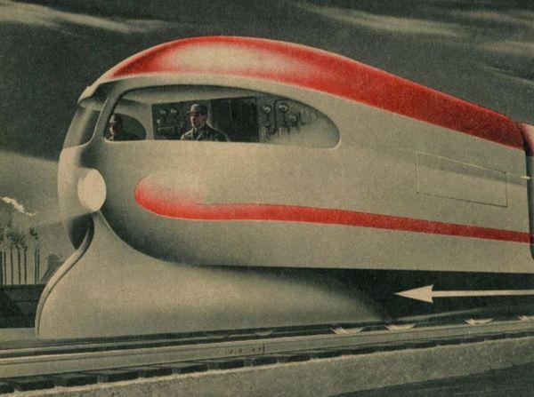 Поезд светлого будущего. Локомотив с ядерным двигателем Х-12. Железная Дорога, Мирный атом, Изобретения, Интересное, Поезд, Длиннопост
