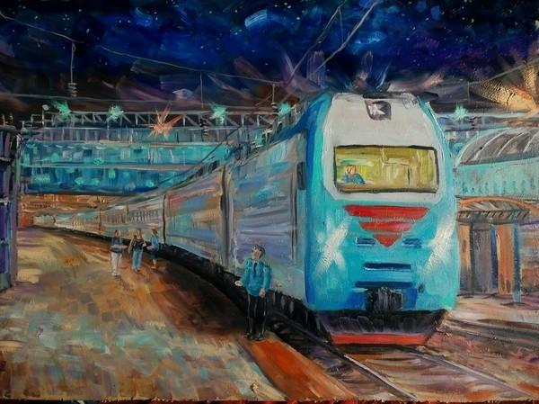 Ночной вокзал 2