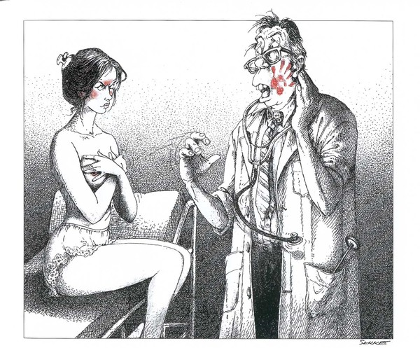 Медицинские истории смешные