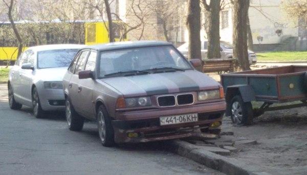Был замечен редкий BMW-2141