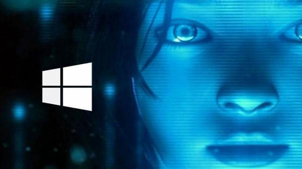 Голосовой ассистент Cortana получил голографический аватар Наука, Технологии, Microsoft, Голограмма