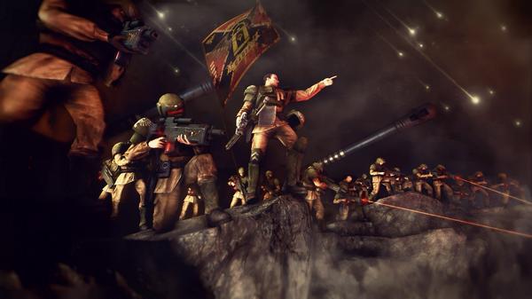 Картинки за авторством MrCryCraft Warhammer 40k, Wh art, eldar, хаос, Astra Militarum, Tau, титан, длиннопост