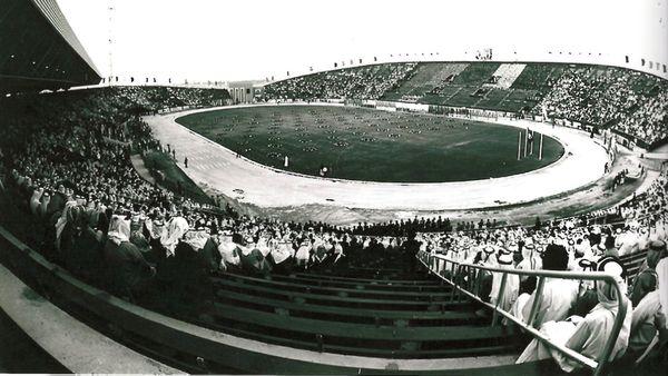 В Катаре открыли первый стадион к ЧМ-2022 Футбол, Стадион, Катар, Чм-2022, Чемпионат мира, Длиннопост
