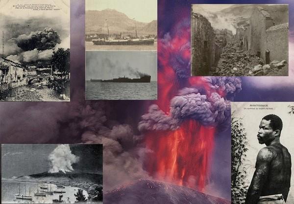 Выжить в огненном аду. Помпеи двадцатого века пирокластический  поток, извержение, выживание, мон-пеле, история, длиннопост