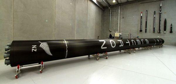 Карбоновая ракета Electron готова к запуску Rocket Lab, Electron, ракета, космос, запуск, видео, длиннопост