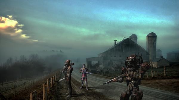 Fallout в России ч.3 fallout 4, арт, рейдеры