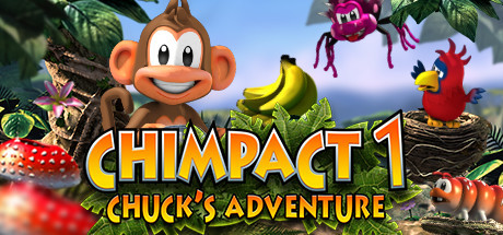 Получаем игру Chimpact 1 - Chuck's Adventure (от Indiegala) steam, Steam халява, indiegala