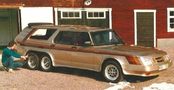 1981 год. Saab 906 Turbo Saab, Фотография, Интересное, Техника, Авто