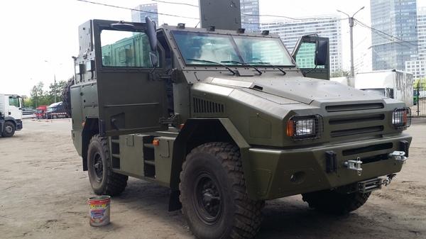Новый бронеавтомобиль Горец Бронеавтомобиль, горец, длиннопост