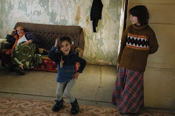 Цыганка сосет фото