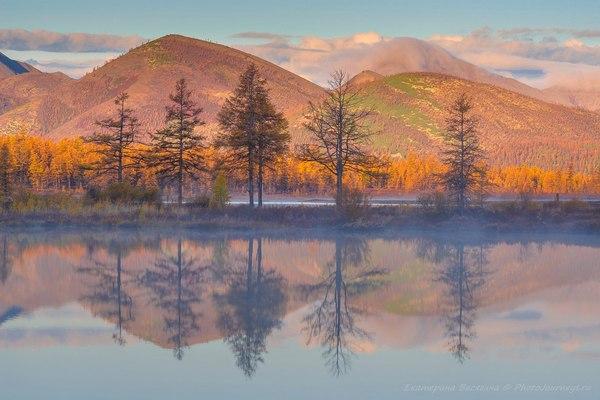 Магаданская область Магаданская область, Россия, Природа, пейзаж, надо съездить, Фото природы, фотография, длиннопост