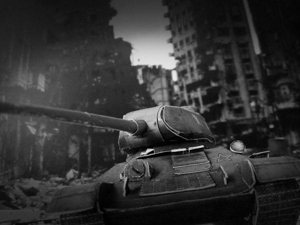 Танки из бумаги Танк из бумаги, Кв-2, т-34-85, Panzerkampfwagen VIII Maus