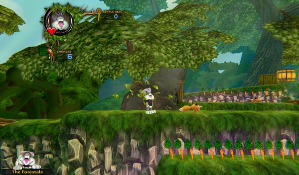 Игра The Forestale, опыт разработчика в одиночку, а так же второй поход в GreenLight. Doom, Gamedev, Indie, Инди игра, Indiedev, Длиннопост, Greenlight, Steam