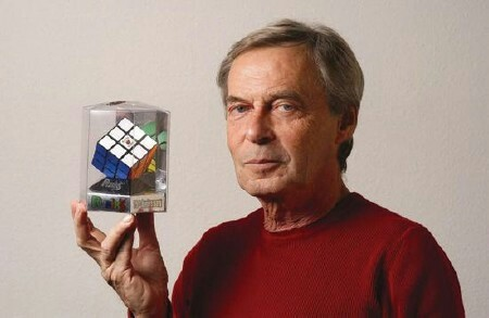 Сказ о Старике и Кубике длиннопост, кубик рубика, как это работает