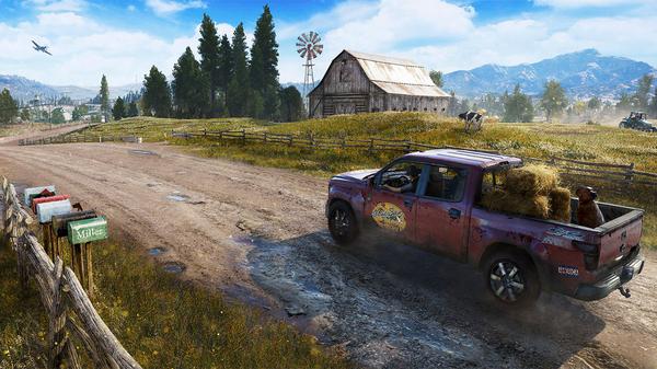 Far Cry 4 GOLD EDITION v 110  DLCs 2014PCРусский