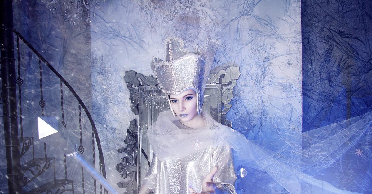 картинки снежная королева все чувственные фото смешанным