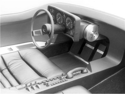 1969 год. Opel Diplomat CD машина, концепт, купе, длиннопост