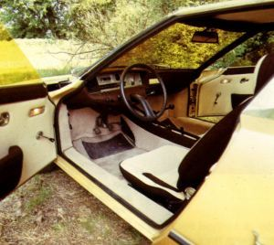 1972 год. Citroen Camargue citroen, концепт, купе, длиннопост