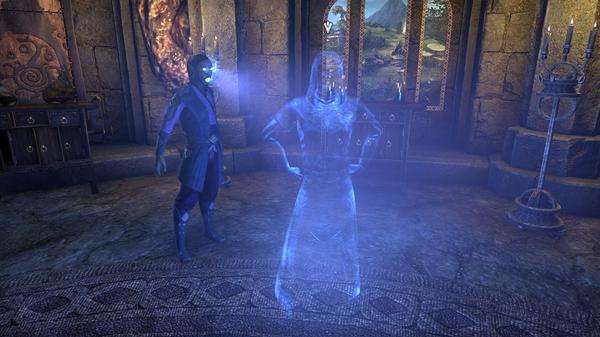 На острове Ввандерфелл маги Дома Телванни двигают прогресс и информационные технологии MMO, The Elder Scrolls Online, Компьютерные игры, Аддон, Morrowind addon