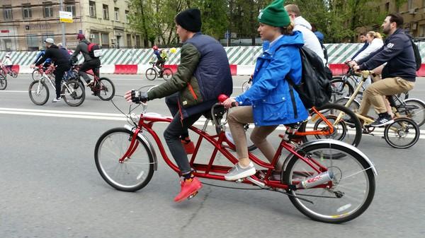 Велопарад. Как было весело. Длиннопост, Велопарад, Москва