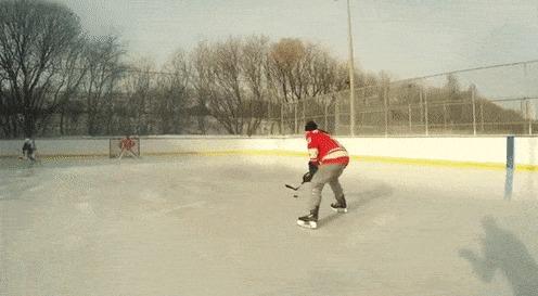 Хоккейное мастерство