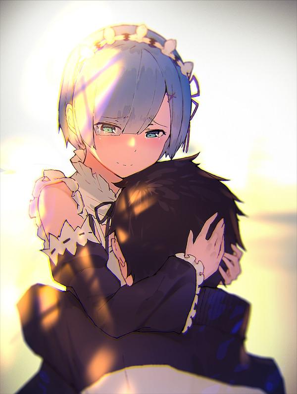 Rem and Subaru