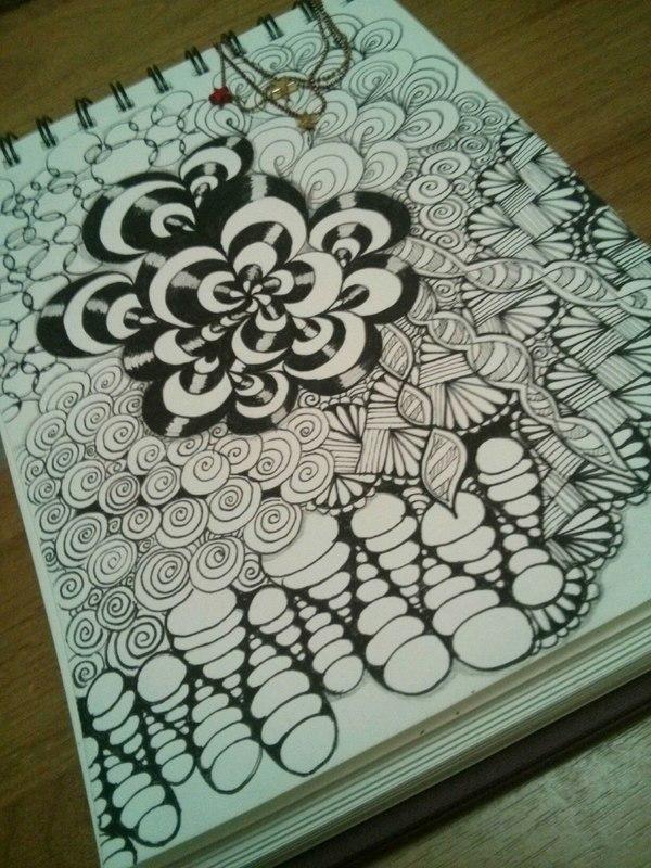 Немножко рисую) Творчество, Линер