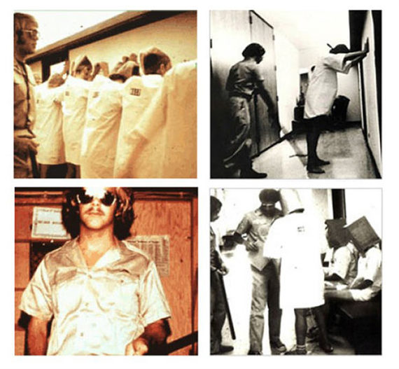 the psychological effects of the zimbardo prison experiment